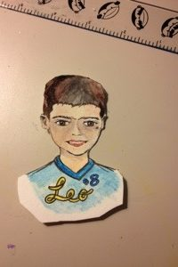 Leo in process