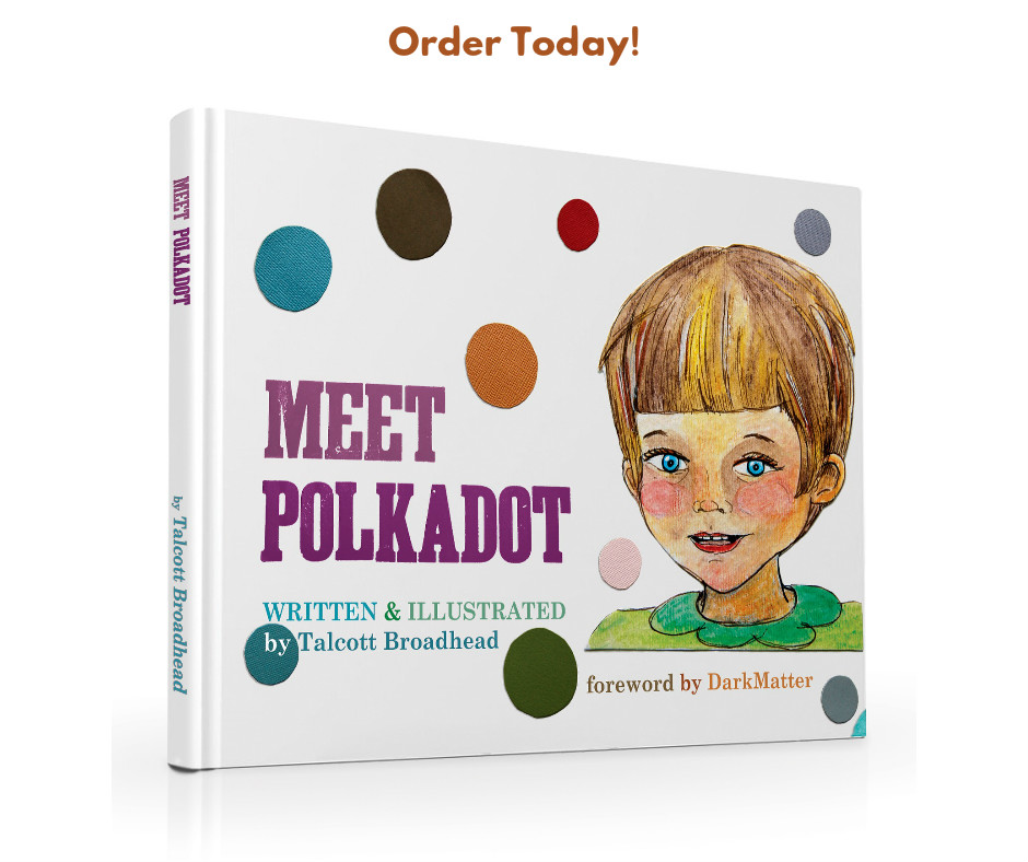 Click to order this beautiful story by Talcott Broadhead MSW, of a non-binary, transgender child.
